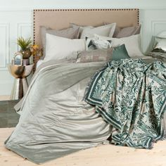 Shine Bedspread and Cushion Cover - Bedspreads - BEDROOM - Qatar