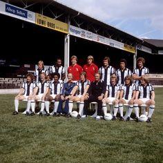 West Brom circa 1980