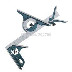 0-180 grado transportador de ángulos Universal combinación conjunto cuadrado(China (Mainland))