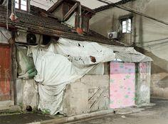 Peter Bialobrzeski - Shanghai's Nail Houses