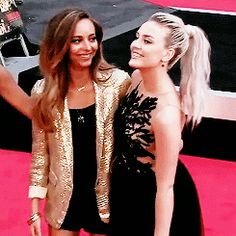 Jade Thirlwall and perrie Edwards:)