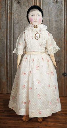 The Blackler Collection (Part 2 of 2-Vol set): 392 Beautiful American Cloth Doll with Hand-Painted Features and Hair