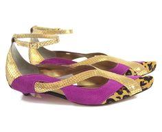 RODEO DR - Louloux - Sapatos Colecionáveis