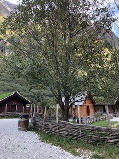 Viking Ship, Vikings, Journey, Cabin, House Styles, Nature, The Vikings, Naturaleza, Cabins