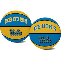Take it to the hoop in style with this UCLA Bruins crossover full size basketball. It features alternating team color panels with the team logo and name. Chino Hills Basketball, Ucla Basketball, Basketball Party, Basketball Players, Basketball Cupcakes, Basketball Decorations, Alley Oop, Ucla Bruins, Toronto Raptors