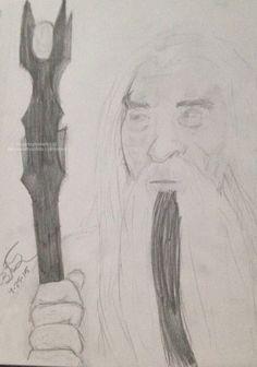 Saruman. should I do radagast too?