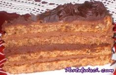 Grilijaž torta