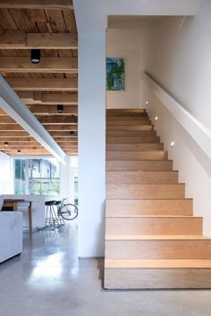 D'arcy Jones Architecture excavates new living spaces from under Vancouver home
