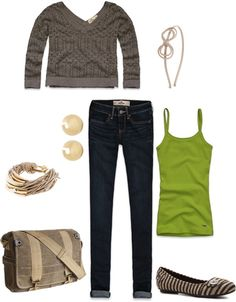 """""""'Tween Style"""" by julee-maxfield-white ❤ liked on Polyvore"""
