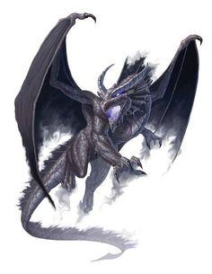 The Shadow - Shadow Dragon Form - Shadow dragon Shadow Dragon, Cool Dragons, Dragon's Lair, Dragon Artwork, Cool Dragon Drawings, Dragon Pictures, Dragon Pics, Dragon Rpg, Dragon Tattoo Designs