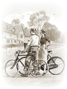 About Pashley Cycles, Based in Stratford-upon-Avon