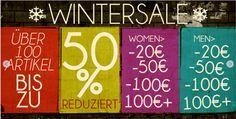 Shoppen: Fettes Sparen hauptsächlich für Chicks aber auch für Kerle