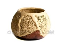 Hand Crafted Fine Gourd Art by