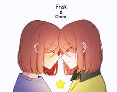 Frisk & Chara