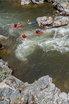Whitewater Kayaking on the Middle Fork of the Salmon River Whitewater Kayaking, The Middle, Rafting, Fork, Salmon, Scenery, River, Outdoor, Outdoors