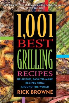 1,001 Best Grilling Recipes: Delicious, Easy-to-Make Recipes from Around the World ($5.99 Kindle, $1.99 B), by Rick Browne [Agate Surrey], is marked down in both stores (and may drop on Kindle tomorrow ... or it might go up on both).