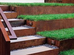 Antique Diy Ideas To Make Garden Stairs And Steps 30