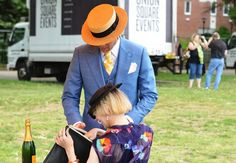Tommy Ton at the Veuve Clicquot Polo Classic Photos   GQ