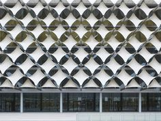 fabric facade architecture - Google Search