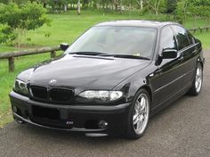 2003 customized 325i BMW