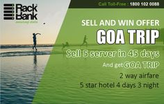 Hurry! Grab this #deal now at #RackBank  ....Sell and Win Offer