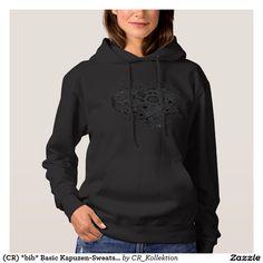 (CR) *bib* Basic Kapuzen-Sweatshirt Shirt