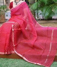 Kota Silk Saree, Silk Sarees, Digital Camera, Hand Weaving, Feather, Tie Dye, Beautiful, Color