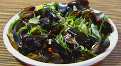 Mussels, Cider, Sea Vegetables | MasterChef Australia