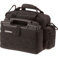 Image for Flambeau Tactical Range Bag with Pistol Case from Academy