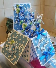 kyms kreations: Card-In-A-Box