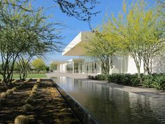 Sunnylands Center & Gardens, Rancho Mirage, California, U.S.A. - The Office of James Burnett , Frederick Fisher + Partners
