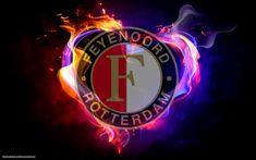 Feyenoord on Fire Rotterdam, True Love, Captain America, Logos, Diamond, Painting, Wallpapers, Olaf, Sports