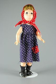 Poor Pitiful Pearl                          80.4947:  | doll | Dolls from the Fifties and Sixties | Dolls | National Museum of Play Online Collections | The Strong