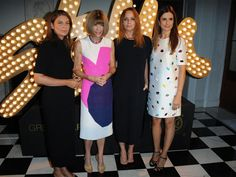 """London Fashion Week: Stella McCartney + Livia Firth's """"Green Carpet Collection"""" 