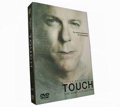 Touch Season 2 DVD Box Set