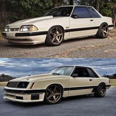 Mustang Cars, Ford Mustang Gt, Notchback Mustang, Fox Body Mustang, Grand Marquis, Classic Mustang, Muscle Cars, Cool Cars, Wicked