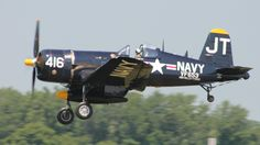 FG1D Corsair. Photo by Patrick Mack