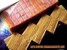 Kek Lapis Rempah (Layered Spiced Cake)