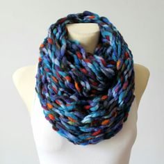 Are you thinking about Winter yet?Well, I just wanted to introduce this new chunky scarf.There are 3 gorgeous colors to chose from and they are 100% wool scarves so very warm.They would make a perfect Christmas gift for your beloved.Save it to your favs!