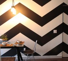On Pinterest High Dining Table Chevron Walls And Circus Elephants