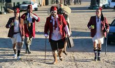 Grand Order of the Cloud - a Shriner-style fraternal order of the wastes!
