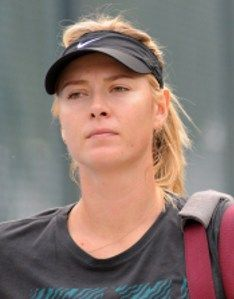 Maria Sharapova No Makeup pic