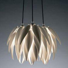 protea lamp... beautiful!
