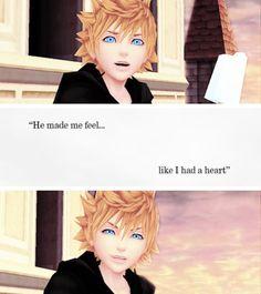 Axel + Roxas | Kingdom Hearts