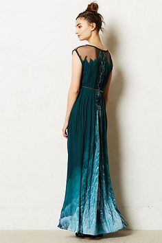 8d1fc20ea5922 OMG gorgeous anthro Icefall Maxi Dress Petite Formal Dresses