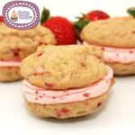 Cookies alle Fragole