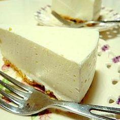 簡単☆ヨーグルトケーキ