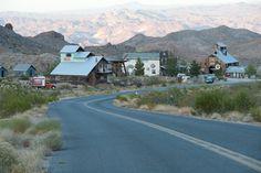 Nelson Nevada Ghost Town at Eldorado Canyon | Vegas Photography Blog