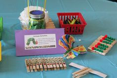 The Very Hungry Caterpillar Birthday Party Ideas | Photo 5 of 33 | Catch My Party