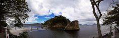Ilha da Boa Viagem - Ilha - Rocha - Pedra - Niterói - MAC - Mar - Baía de Guanabara - Rio de Janeiro - Brasil - Brazil
